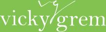 VickyGrem - logo